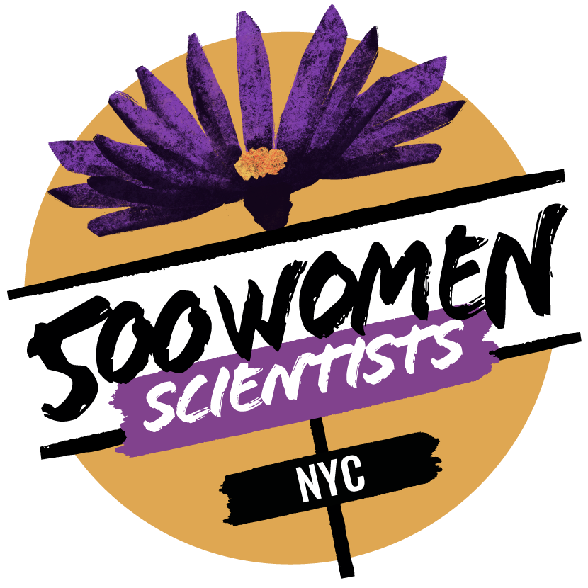 500 Women Scientists | NYC Pod